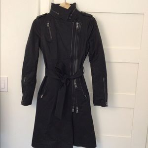 Mackage Trench Coat size XS